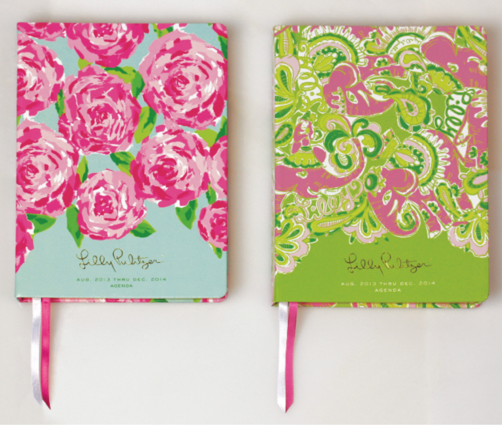 Lilly Pulitzer. Admittedly, I was once I diehard Lilly Pulitzer agenda fan. There was no convincing me to buy a different brand, and I used Lilly Pulitzer agendas for years. Lilly Pulitzer agendas are definitely aesthetically pleasing, but I've found that when it comes to actual planning, the Lilly Pulitzer agenda tends to leave something to be desired.