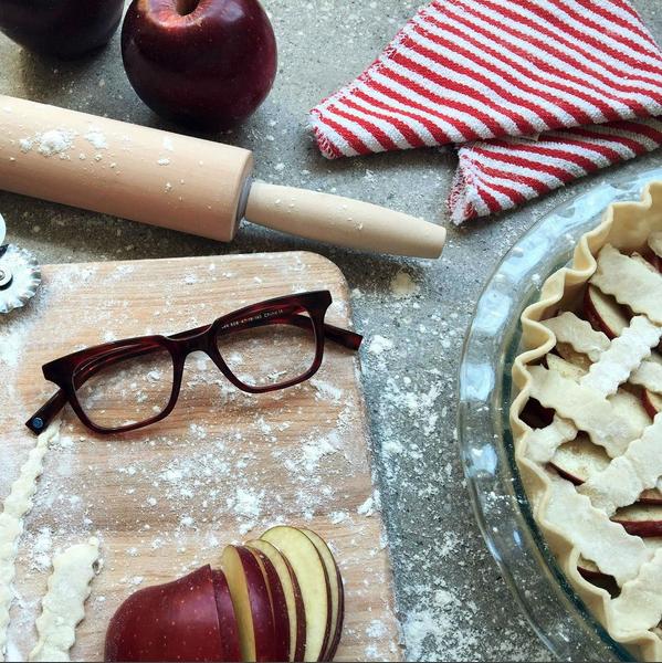 Instagram: Warby Parker